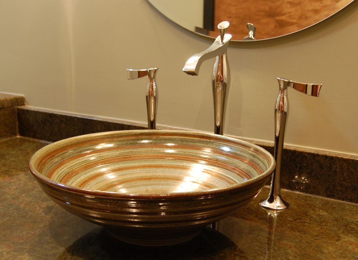 Unique Bathroom Sinks pottery sinks | unique bathroom sinks | small bathroom sinks