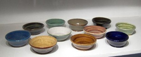 Individual Soap Dishes